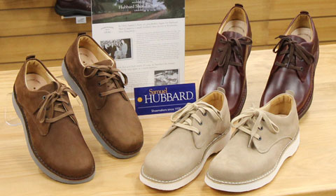 Sam Hubbard Mens Shoes